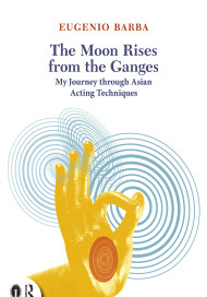 The Moon Rises from the Ganges